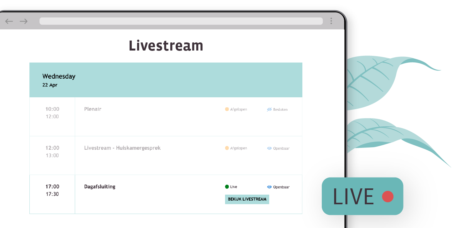 06_Registratie_Livestream