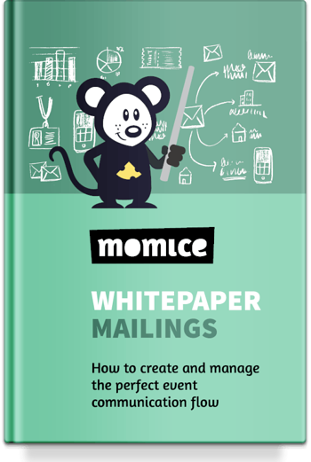 whitepaper event mailings