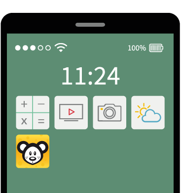 Eigen web app icoon homepage