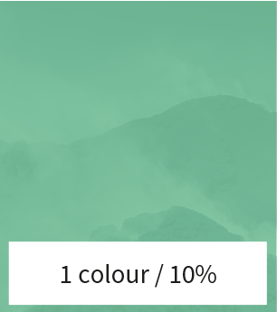 place a color filter over the image 10%