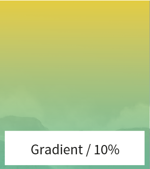 place a gradient over the image 10%