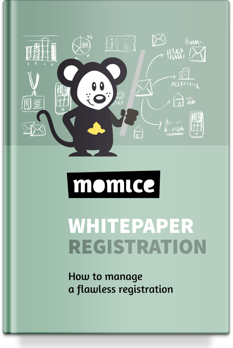 Download de whitepaper over event registratie